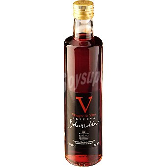 BOTARROBLE Vinagre de vino Reserva Condado de Huelva D.O.  botella 50 cl
