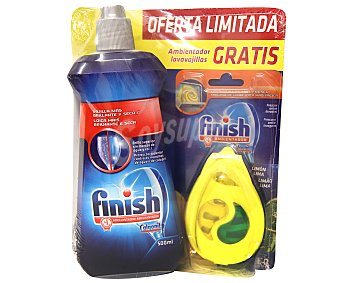 Finish Abrillantador lavavajillas 500ml