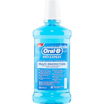 Oral-B Colutorio multi Botella 500 ml