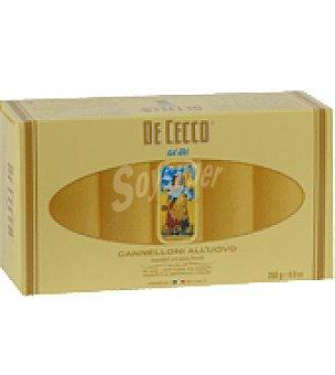 De Cecco Cannelloni all uovo nº100 250 g