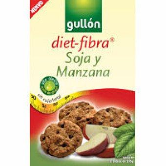 Gullón Galleta de fibra-soja Diet Caja 500 g