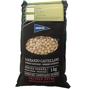 Hipercor Garbanzo castellano con dni saco 1 kg Saco 1 kg