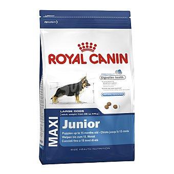 Royal Canin Pienso para perros cachorros raza grande Maxi Junior 4 Kg