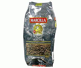 Marcilla Cafe en grano torrefacto Gran Aroma
