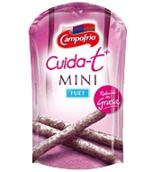 Campofrío - Cuida-t + Fuet mini reducido en grasa Campofrío 50 g