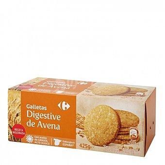Carrefour Galletas de avena Digestive Carrefour 425 g