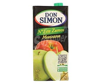 Don Simón Zumo de manzana Brik 1 litro