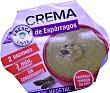 Crema líquida natural espárragos refrigerada (sin conservantes) TARRINA 620 g NATURA.COM