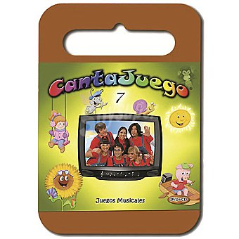 CANTAJUEGO Volumen 7, incluye DVD y CD