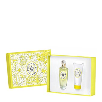 Victorio & Luccino Estuche colonia Capricho Floral - Locura Azahar spray 100 ml. + body lotion 100 ml. 1 ud