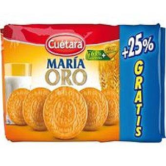 CUETAR Maria Oro Caja 800 g + 25% Gratis