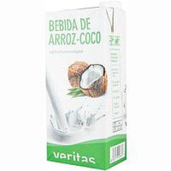 Veritas Bebida de arroz-coco Brik 1 litro