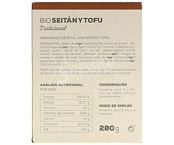 Ahimsa Seitán y tofu tradicional 280 gramos