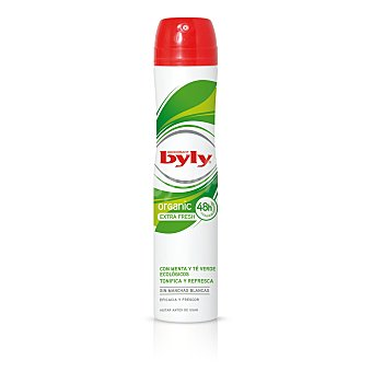 Bily Desodorante organic extra fresh spray 200 ml Spray 200 ml