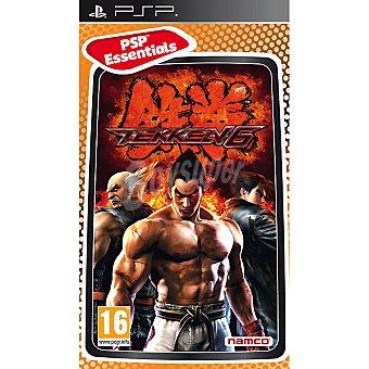 PSP Videojuego Tekken 6  1 Unidad