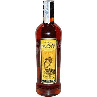 La Extremeña Licor de bellota  Botella 70 cl