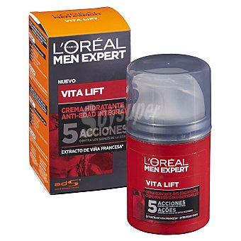 L'Oréal Men Expert Crema hidratante anti-edad vita lift 5 Bote 50 ml