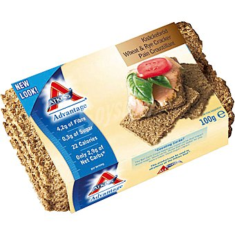 ATKINS ADVANTAGE crackers  envase 100 g