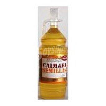 Caimari Aceite de semillas Botella 1 litro