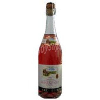 Vino Rosado m-lambrusco Botella 75 cl