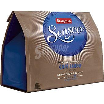 Marcilla Café Largo Clásico Monodosis Senseo