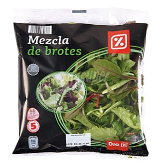 DIA Ensalada de brotes tiernos 70 gr