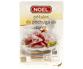 Noel Pétalos de pechuga cocida de pavo 120 gramos