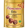 Bites de turron de chocolate clásico El Almendro sin gluten 120 g Delaviuda
