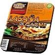 Lasaña de carne sin gluten Bandeja 350 g ASERCELI