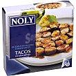 Tacos de pulpo en salsa gallega 90 g Noly