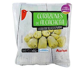Auchan Corazones de alcachofas 400 gr