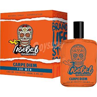 Rebel Colonia de hombre Carpe Diem 100 ml