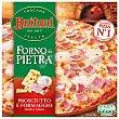 Pizza de jamon y queso  estuche 360 g Buitoni Forno Di Pietra
