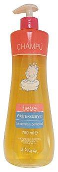 Deliplus Champu cabello bebe extra suave Botella 750 cc