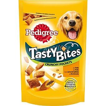 Pedigree Snacks con pollo para perro Envase de 95 g