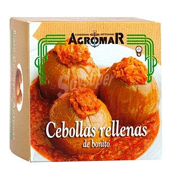 Consevas Agromar Cebolla rellena de bonito 380 grs 380 g
