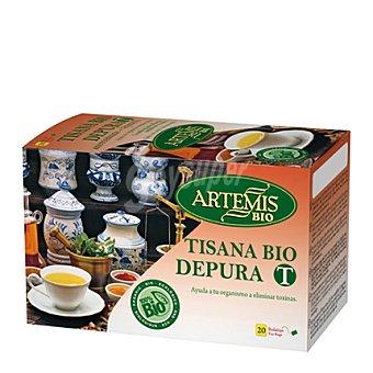 Artemis Bio Tisana bio depura artemis 20 ud
