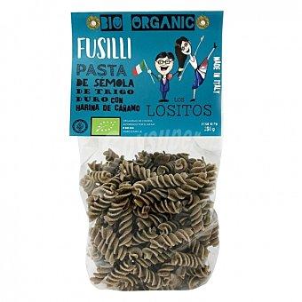 Los lositos Fusilli ecológico 250 G 250 g