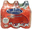 Agua mineral natural (tapon especial niños) Pack 6 x 330 ml - 1980 ml Fonteide