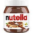 Crema de cacao y avellanas Tarro 450 g Nutella