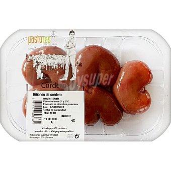 Pastores Riñones de cordero peso aproximado Bandeja 250 g