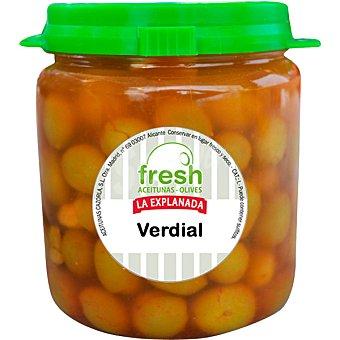 La Explanada Aceitunas verdial Fresh Envase 375 g