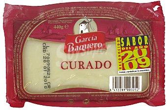 García Baquero Queso curado de vaca, cabra y oveja 440 gramos