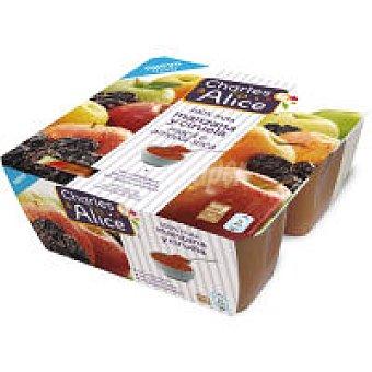 CPB Compota de manzana-ciruela sin azúcar Pack 400