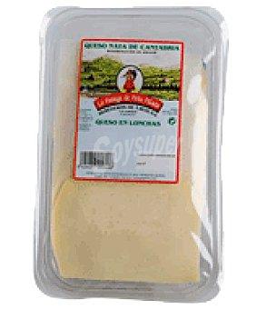 La Pasiega Queso d.o.cantabria nata en lonchas 200 g