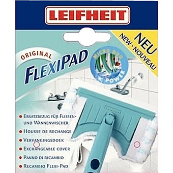 LEIFHEIT Mopa Flexi Pad Limpia azulejos click recambio