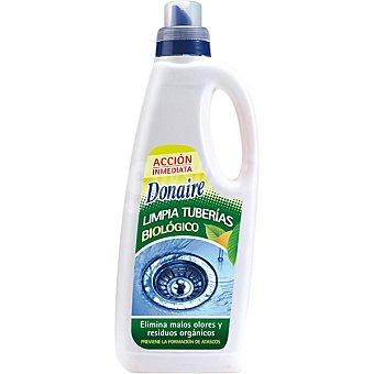 Donaire Limpia tuberias biologico elimina malos olores y residuos organicos Botella 1 l
