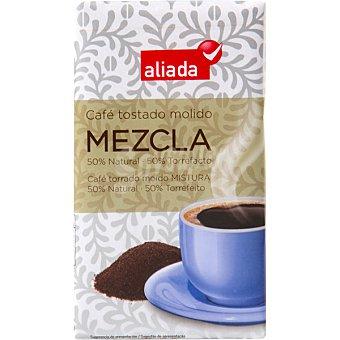Aliada Café molido mezcla 50-50 Paquete 250 g