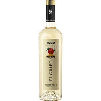 El grifo Vino blanco malvasía semidulce D.O. Lanzarote Botella 75 cl