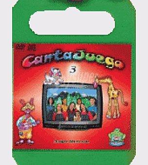 Cantajuegos V3 (encanto) dvd+cd